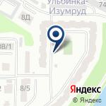 Компания Ульба-43, ПКСК на карте