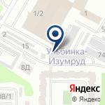 Компания СТОЛЕТНИК, ТОО на карте