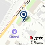 Компания Кайнар-АКБ на карте