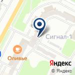 Компания Евразийский банк на карте