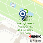 Компания Кызыл Барыс, ТОО на карте