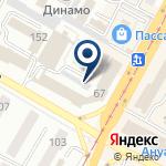 Компания Қазақтелеком на карте