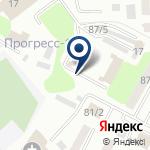 Компания Департамент казначейства по Восточно-Казахстанской области на карте