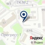 Компания AvtoDoc на карте