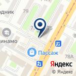 Компания Павлодарская мягкая мебель на карте