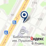 Компания Восточно-Казахстанская областная библиотека им. А.С. Пушкина на карте