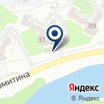 Компания Столовая №1 на карте