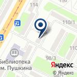 Компания Корунд Ltd на карте