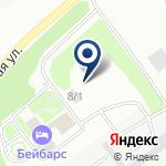 Компания КЭМП-Восток, ТОО на карте