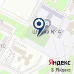 Компания Средняя школа №4 на карте
