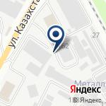 Компания ВК ИНПОС, ТОО на карте