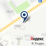 Компания Гамма-Колор, ТОО на карте