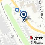 Компания Восточно-Казахстанская Региональная Энергетическая компания на карте