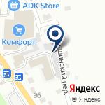 Компания КСЕДА, ТОО на карте