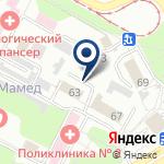 Компания КазАвтоЖол на карте