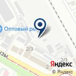 Компания Восточно-Казахстанское отделение дороги на карте
