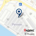 Компания Протон, ТОО на карте