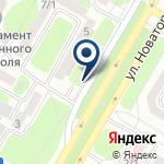 Компания ВЕТСЕРВИС ВОСТОК на карте