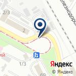 Компания Линейный отдел полиции станции Усть-Каменогорск на карте