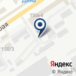Компания Востокогнеупор, ТОО на карте