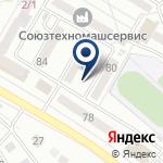 Компания Ак-Булат, ТОО на карте