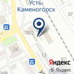 Компания Департамент по делам обороны Восточно-Казахстанской области на карте