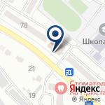 Компания Vostok std Company, ТОО на карте