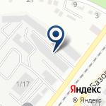 Компания Беловодье, ТОО на карте