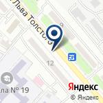 Компания Автоуслуги новоселам на карте