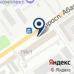 Компания Сантех-Электросервис УК, ТОО на карте