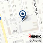 Компания Триас ЛТД, ТОО на карте