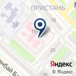 Компания Усть-Каменогорское детское психоневрологическое медико-социальное учреждение на карте