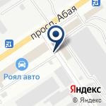 Компания АВАНГАРДТЕХНО, ТОО на карте