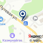 Компания Дальнобойщик на карте