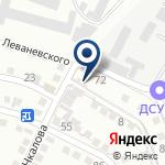Компания Казахстанский гранит на карте