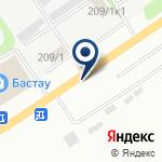 Компания Востоксвязьстрой, ТОО на карте