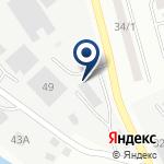 Компания Проекттехстрой, ТОО на карте