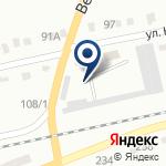 Компания Оператор РОП, ТОО на карте