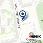 Компания Алмаз, ПКСК на карте