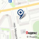 Компания Диана-97, ПК на карте