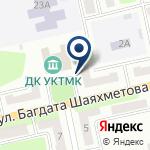 Компания Управление делами Акимата г. Усть-Каменогорска на карте