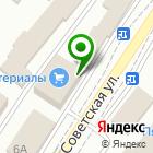 Местоположение компании Магазин строительных и отделочных материалов на Советской (с. Верх-Тула)