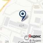 Компания Сибирский Технический Центр МАН на карте