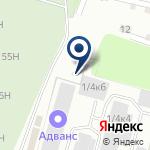 Компания НовоГранит на карте