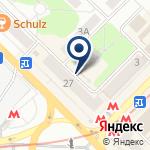 Компания Новосибирск на карте