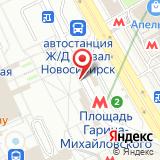Станция Площадь Гарина-Михайловского