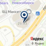 Компания Столица НСК на карте