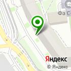 Местоположение компании Сибирский оконный сервис