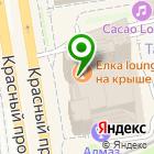 Местоположение компании MediaSoft