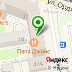 Местоположение компании ТехноСнаб